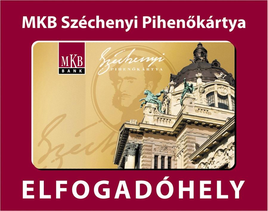 MKB Szépkártya elfogadóhely