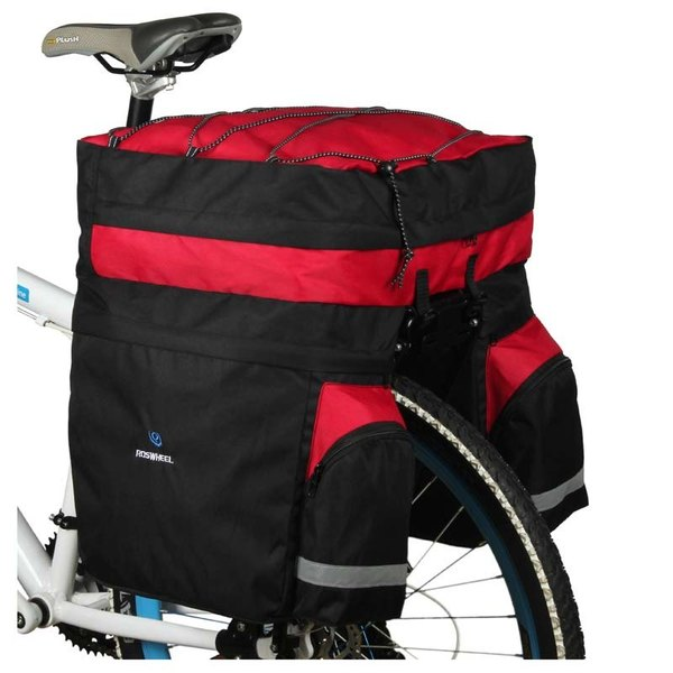 695ce6fdb5ab Roswheel Trunk 3 részes túratáska csomagtartóra 60l- kerékpár webáruház