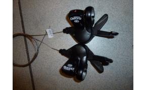 Shimano Deore SL M511 váltókar használt