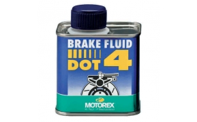 MOTOREX BRAKE FLUID DOT 4 fékfolyadék 250ml