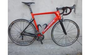 Biesse full carbon országúti kerékpár használt 57-56cm