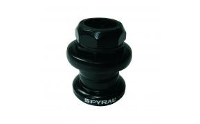 Spyral Kormánycsapágy Basic 22,2 Menetes fekete
