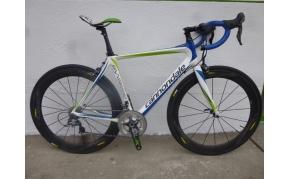 Cannondale Synapse full carbon országúti kerékpár Mavic Comete Pro carbon kerékszett!  51-52,5cm