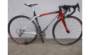 Cavalera full carbon országúti kerékpár használt  44-51cm