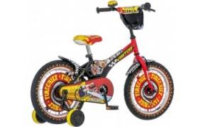 KPC Fire Chief fiú kerékpár 16 piros-fekete