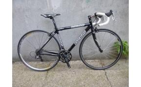 Battaglin zamar alu-carbon országúti kerékpár használt 45,5-51cm