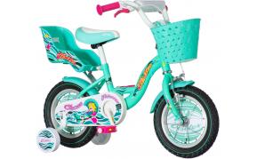 Visitor Princess LÁNYKA kerékpár 16-os