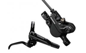 Shimano Hydraulikus tárcsafék szett BL-MT500/BR-MT500 /első+hátsó/