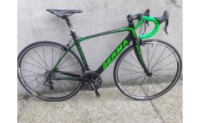 Berma full carbon országúti kerékpár használt 50-52cm