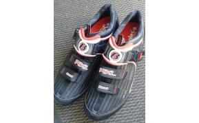 Bontrager RXL országúti cipő carbon talp, újszerű 45,5