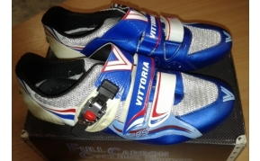 Vittoria Arrow országúti cipő carbon talp 45