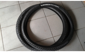 Michelin WILD RACER gumi külső 26x2.0 használt