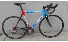 Beraldo alu-carbon országúti kerékpár használt 56-54cm