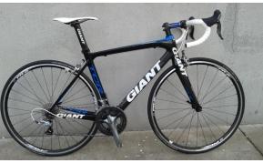 Giant TCR Advanced carbon országúti kerékpár használt M-es