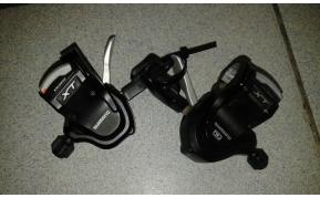Shimano Deore XT SL-M770 váltókar 10s használt