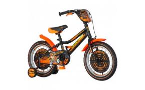 Visitor Motocross gyermek kerékpár 16-os