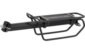 ZEFAL RAIDER R30 csomagtartó NYEREGcsőre max 10kg