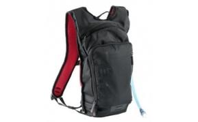 Zefal Z-HYDRO M 5l hátizsák 2l ivózsákkal fekete
