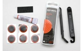 Spyral Basic gumijavító szett+gumiszerelő