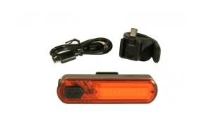 Hátsó Lámpa 10CHIP LED USB