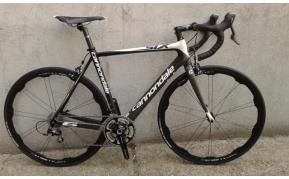 Cannondale SIX carbon országúti kerékpár használt 54-54cm