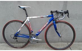 Battaglin Stealth alu országúti kerékpár Campagnolo Xenon használt 52-53,5cm