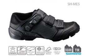 Shimano ME5 MTB cipő fekete 45-ös