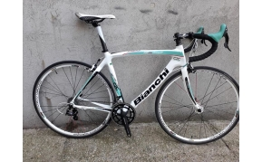 Bianchi C2C full carbon országúti használt 52-54cm