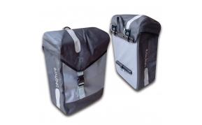 BIKEMORE TOUR L+ 23QR táska csomagtartóra vízálló