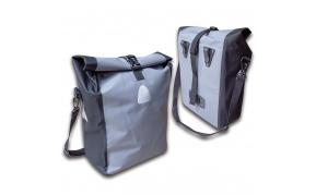 BIKEMORE TOUR S 16L táska csomagtartóra vízálló