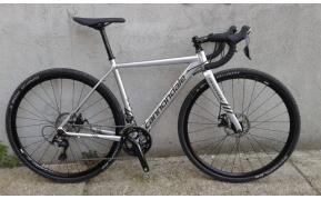 Cannondale CAADX alu cyclocross kerékpár használt 50-49cm
