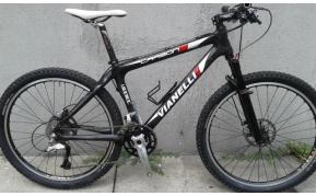 VIANELLI carbon MTB 26-OS kerékpár használt