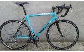 Bianchi Nirone 7 alu-carbon országúti kerékpár 54-55cm használt