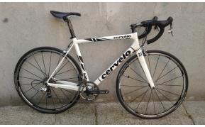 Cervelo carbon országúti kerékpár használt 53-54cm