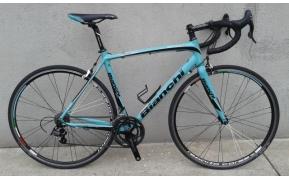 Bianchi IMPULSO országúti kerékpár használt 51-53cm