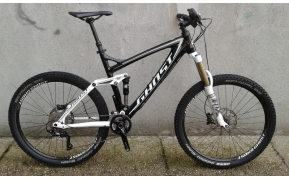GHOST CAGUA 4 650B fully kerékpár használt