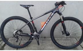 CUBE REACTION GTC PRO carbon 29er MTB kerékpár használt 2018
