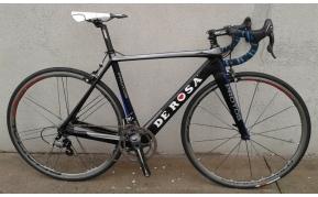 De Rosa Protos Camapgnolo Record 11 full carbon outi kerékpár használt 52-es