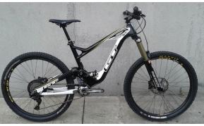 GT FORCE X PRO 650B carbon fully kerékpár használt M-es