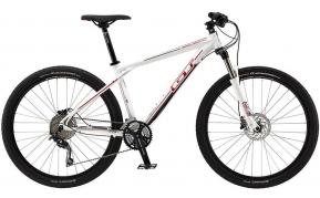 GT AVALANCHE 650B ELITE kerékpár fehér VÉGSŐ ÁR!