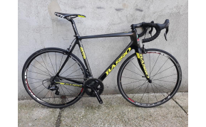 Basso Astra carbon országúti kerékpár használt Campa Potenza 56-54,5cm