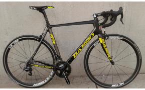 Basso Astra carbon országúti kerékpár használt 56-55cm.