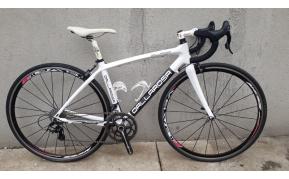 DALLAROSA carbon országúti kerékpár használt 44-50cm
