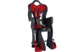 Bikefun B-ONE STANDARD gyermekülés szürke-piros