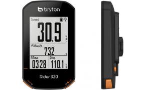 BRYTON RIDER 320E GPS komputer