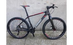 Conway MLC 627SE 650B MTB carbon kerékpár használt M-es