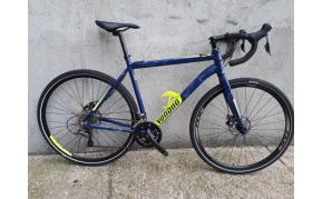 VOODOO LIMBA disc gravel kerékpár használt 54,5-56cm