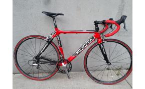 KUOTA FACTOR carbon országúti kerékpár 55-53,5cm