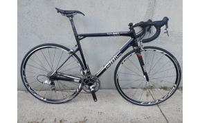 BMC TEAM MACHINE SLR01 carbon országúti kerékpár használt 53cm-54cm