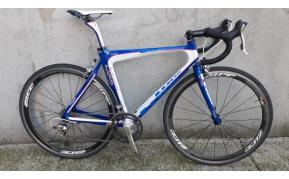LOOK 486 full carbon országúti kerékpár használt 53-53cm